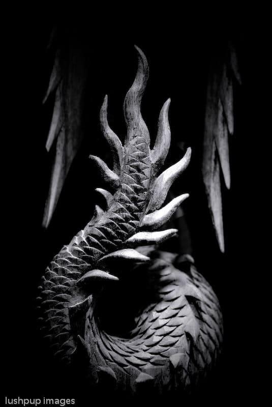...dragon tail... [REDUX]